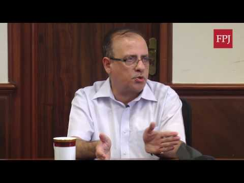 In conversation: Ajoy Mehta with FPJ journos on waste management