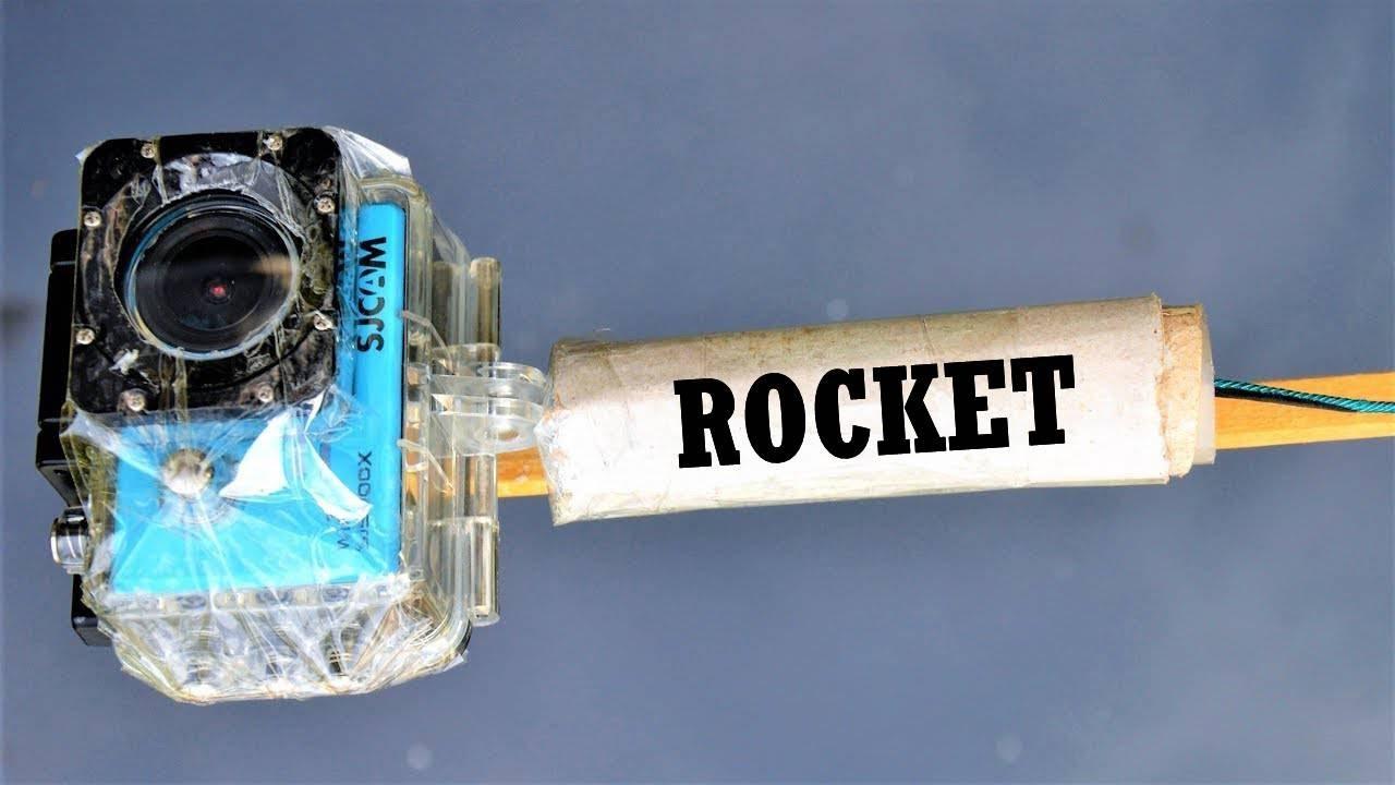 Rocket Camera : Rare vintage falcon rocket camera good condition