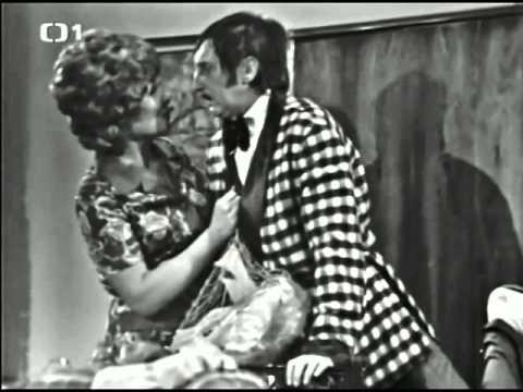 Lubomír Kostelka, Jiří Lír a ženy - Silvestrovský večer (1972)