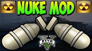 GTA 5 INSANE NUKE EXPLOSION MOD! HUGE EXPLOSION MODS IN GTA 5 (GTA 5 MODS)