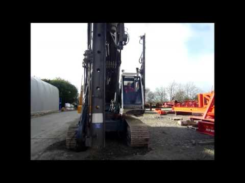 Drilling Rigs and Piling Rigs for Sale and Hire
