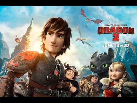 How To Train Your Dragon 2 In Hindi Trailer
