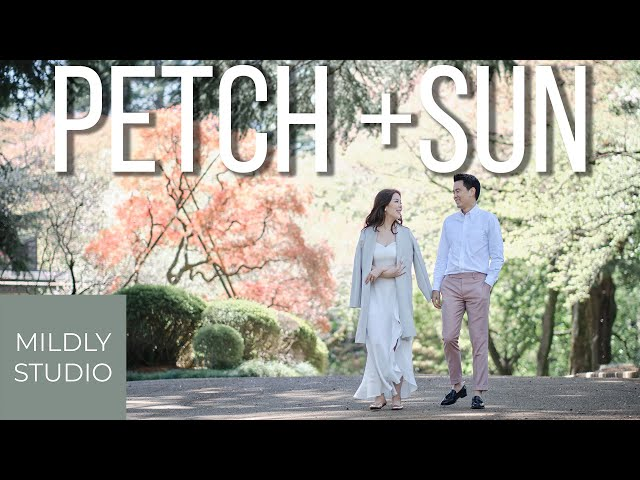 Wedding Presentation K.Petch & K.Sun วีดีโอพรีเซนเทชั่นงานแต่ง โดย Mildly Studio