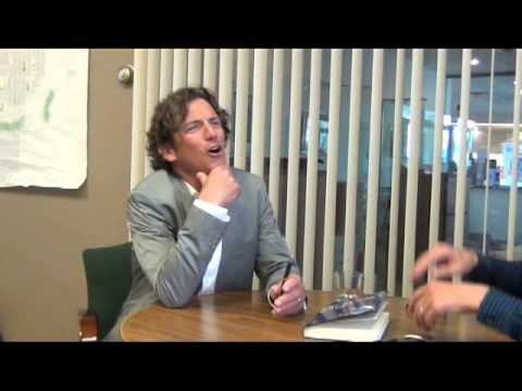 Tyler Hamilton Cycling Coach Interviewed by Calgary Triathlon Coach Todd Malcolm