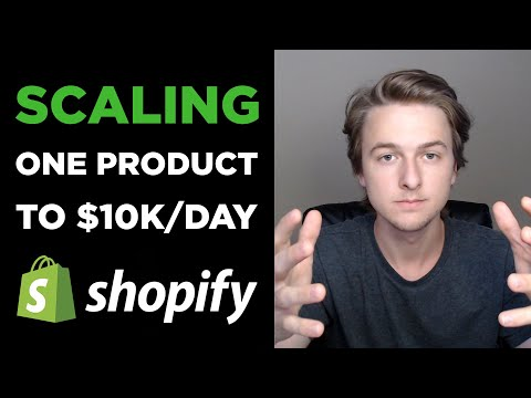 Facebook Ads Scaling Blueprint | $10K/Day With One Product [Step-by-Step] thumbnail