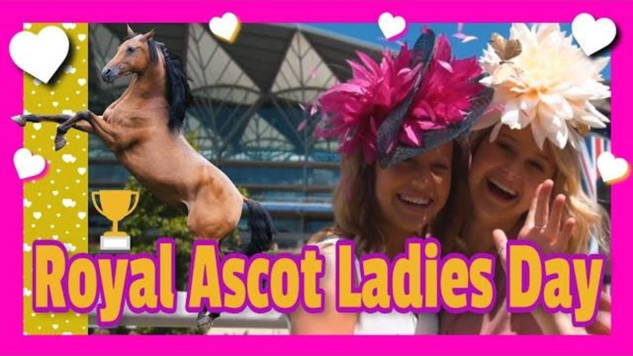 Image result for ascot ladies day