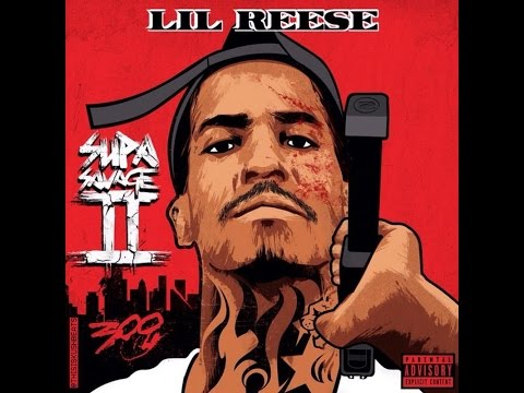 """Lil Reese - """"Brazy"""" (Feat. & Prod By Chief Keef)"""