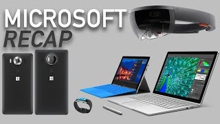 Here's Everything Microsoft Announced Today
