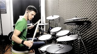 Twenty One Pilots - Lane Boy - Drum cover By Adrien Drums