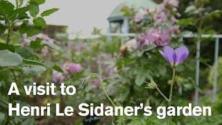 A visit to Henri Le Sidaner's garden