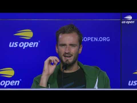 Daniil Medvedev On Dominic Thiem: 'He Played Like A Champion ...