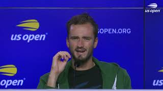 "Daniil Medvedev: ""Today Dominic played like a real champion!"" 