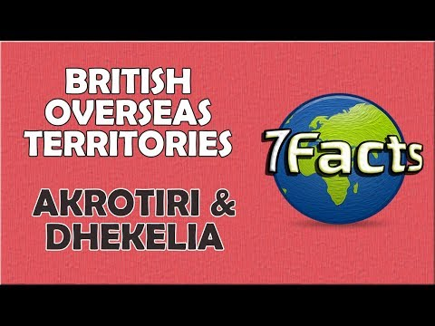 7 Facts about Akrotiri and Dhekelia