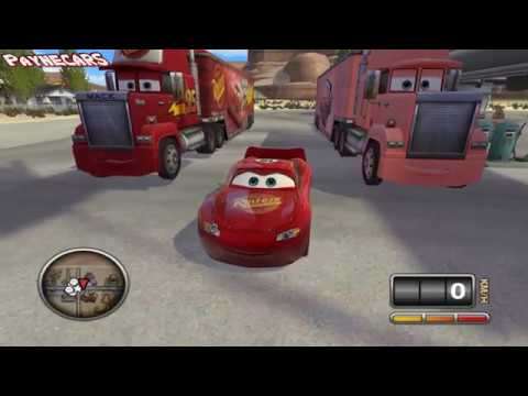 Cars: Superdrive Edition: Updated Radiator-Springs | Development Diary #6