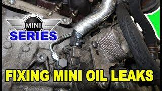Mini Cooper Oil Leak Repairs (R56/N14)