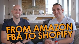 From Amazon FBA To Shopify: How He Started And Why He Did It
