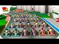 Car Racing Games - MiniDrivers - The Game Of Mini Racing Cars - Gameplay IOS & Android Free Games