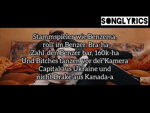 Capital Bra Benzema Lyrics Songlyrics