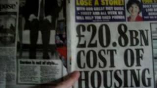 DAILY EXPRESS FAIL TO MENTION THE PROPERTY MILLIONAIRES OUT OF HOUSING BENEFIT