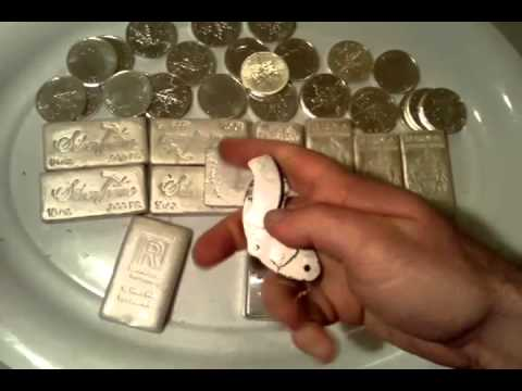 Avi Oziel in: How To Test Silver Bullion with the Neodymium Rare Earth Magnet