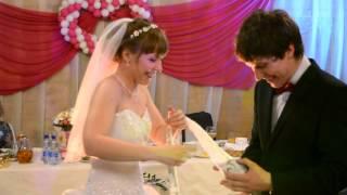 оригинальный подарок 2 на свадьбе 19 06 2015 ресторан Лапландия