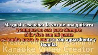 Jorge Celedón   Karaoke   Esta Vida.wmv