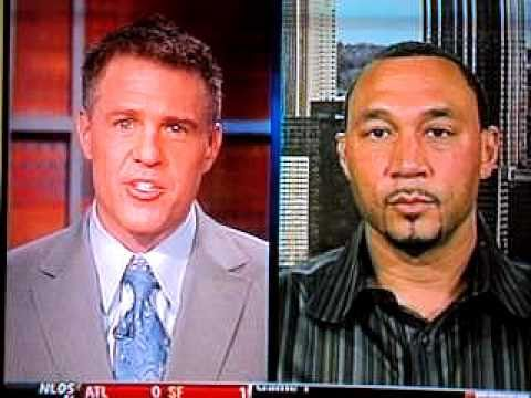 Charlie Batch on ESPN First Take
