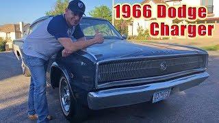 ダッジチャージャー アメリカンマッスルカー!初代チャージャー アメリカから日本上陸へ!1966 Dodge Charger スティーブ的視点