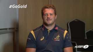 Wallabies message to the Australian Cricket Team