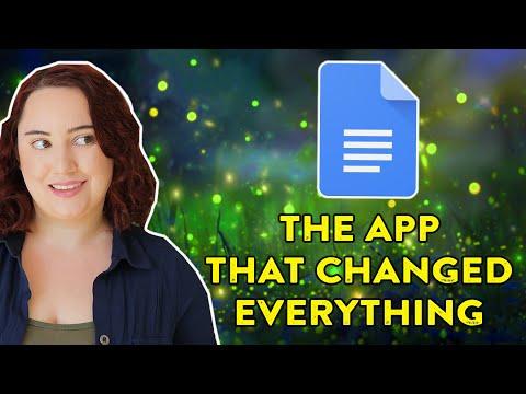 You Should Be Using Google Docs | Software Demo