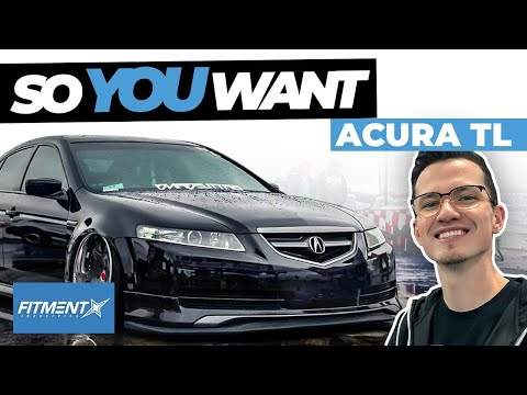So You Want An Acura TL