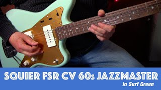 Squier FSR Classic Vibe 60s Jazzmaster
