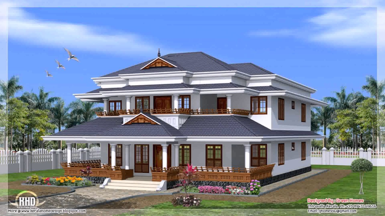 2 Story House Designs In Sri Lanka Part - 17: Two Story House Design In Sri Lanka