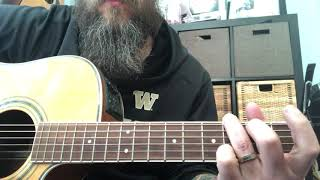 Tyler Childers Tutorial - Follow You To Virgie