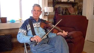 Soldiers Joy - Ralph Roberts, West Virginia old time fiddle music