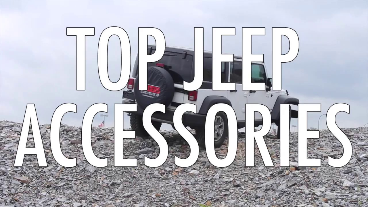 top jeep accessories steve landers chrysler dodge jeep ram youtube. Black Bedroom Furniture Sets. Home Design Ideas