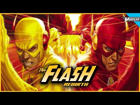 The Flash: Rebirth Storyline!