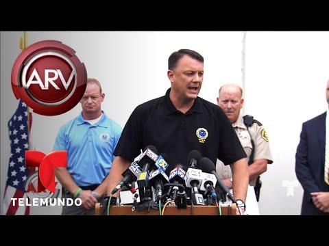 Arrestan a sospechoso de asesinar a estudiante de Iowa | Al Rojo Vivo | Telemundo
