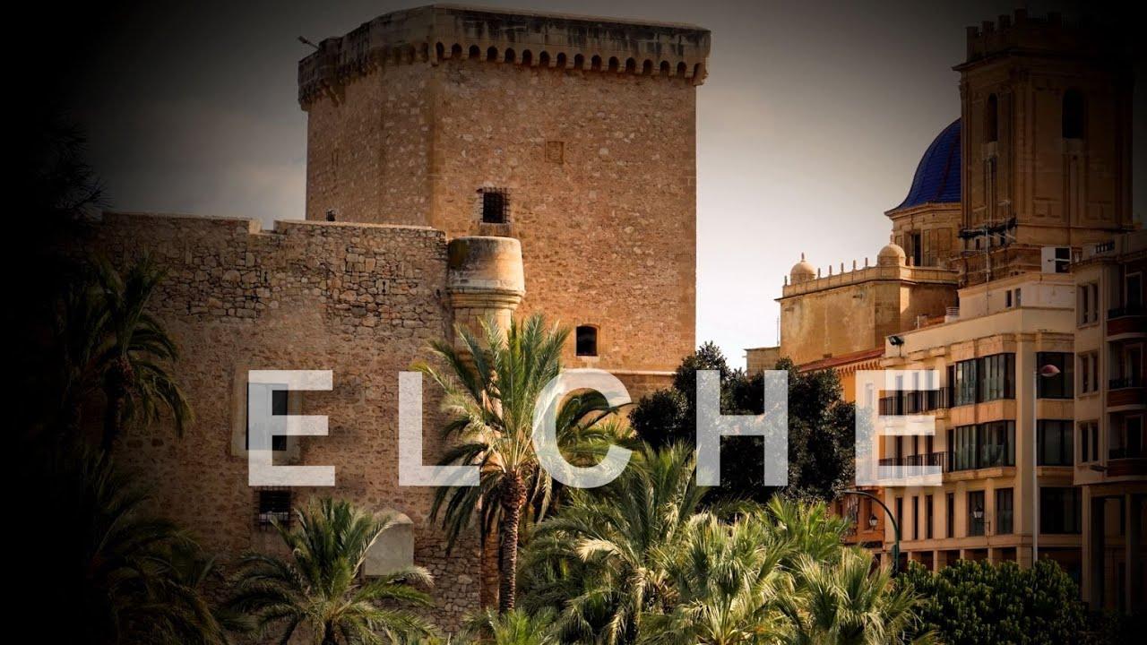 Ciudad de elche spain youtube for K oba mobiliario elche