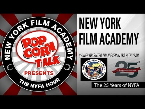 25 Years of The New York Film Academy - The NYFA Hour Episode 32