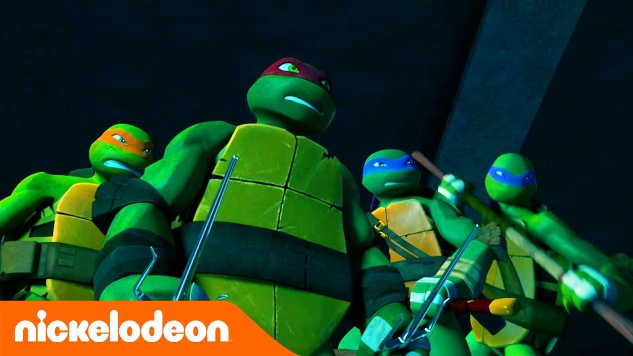 serie tortugas ninja
