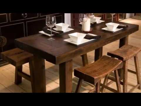 Narrow Dining Table For Small Spaces Designs Youtube