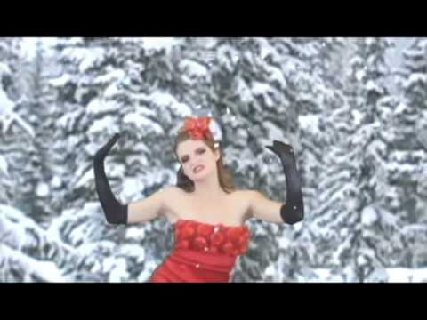 SANTA BABY THE MUSIC VIDEO  covered by Bethany Blackwell Full Length Version