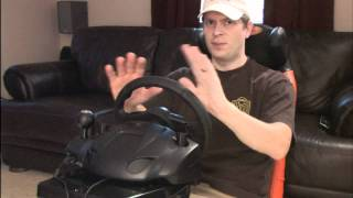 Classic Game Room - PLAYSEAT review (NASCAR edition)