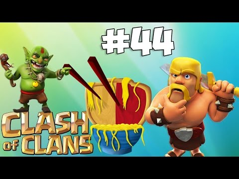Clash Of Clans : Sleepy Bob - Ep. 44