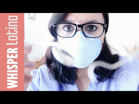 ASMR Binaural DENTAL Role Play | Cleanup & Braces Check Up *