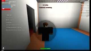 medo e sustos-Unknown Demise primeiro video de canal (roblox)