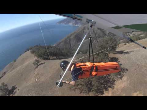Big Sur - three sled rides 10/31 and 11/1 2015