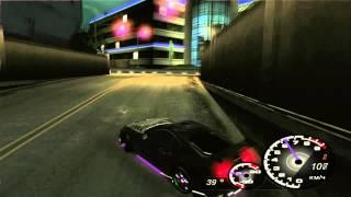 [NFSu2] Supra In The City [Drift]