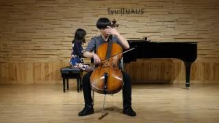 Libertango, Astor Piazzolla, Cello by Junghoon Han